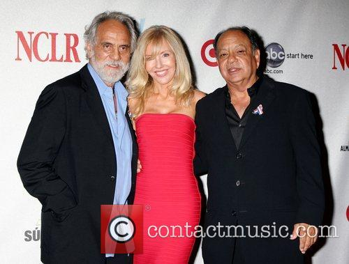 Tommy Chong, Shelby Chong and Cheech Marin 3