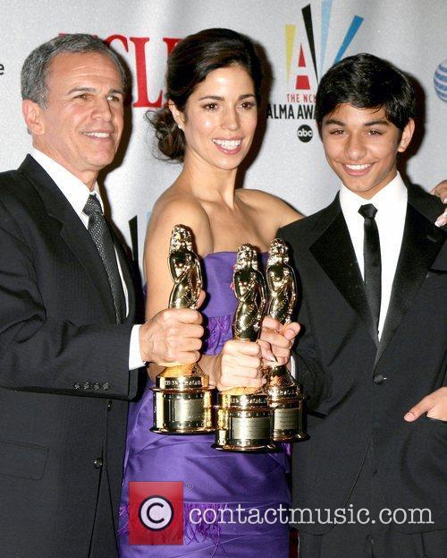 Tony Plana and Ana Ortiz 2