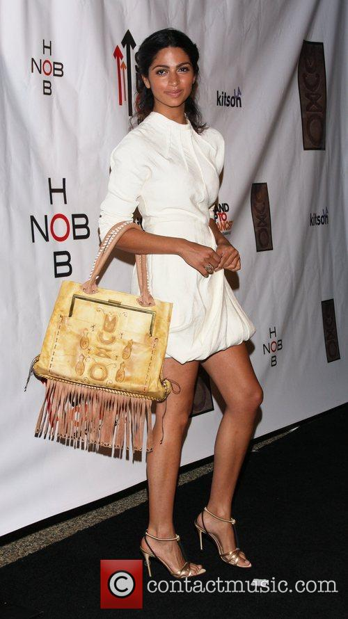 Camila Alves launches her Muxo handbag collection at...