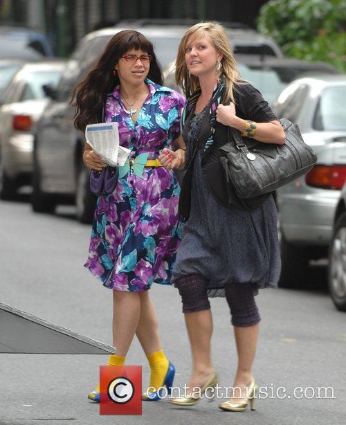 America Ferrera and Ashley Jensen 3