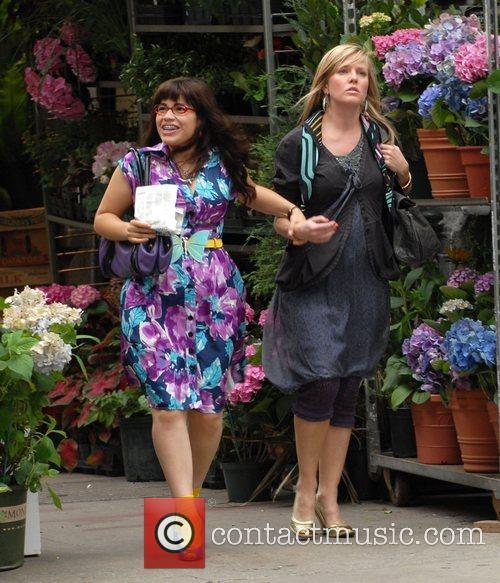 America Ferrera and Ashley Jensen 2