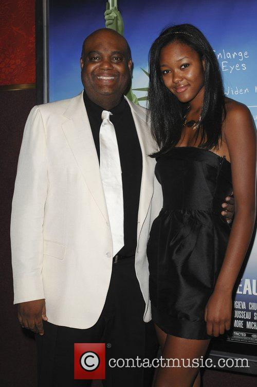 Director Darryl Roberts and Model Gerren Taylor World...