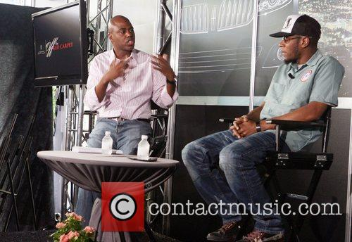 Kevin Frazier and Mos Def Lincoln Presents 'Off...