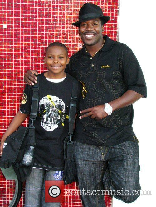 Big LeRoy Mobley and son The 2008 Black...