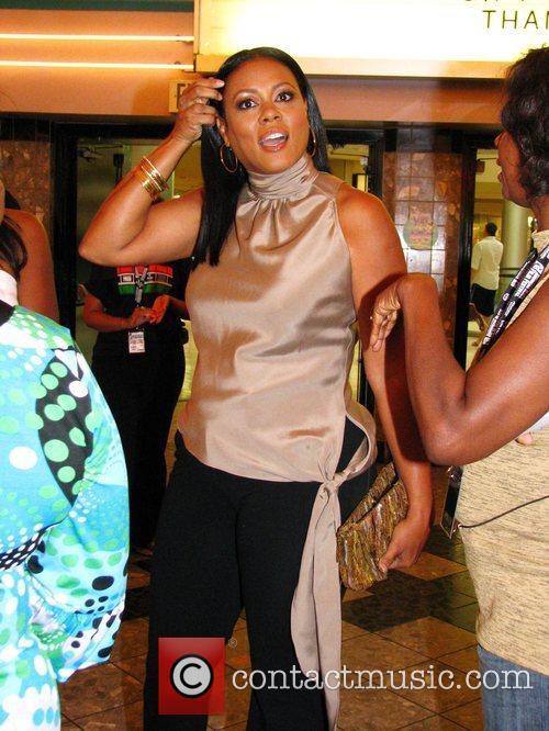 LeLa Rochon The 2008 Black American Film Festival...