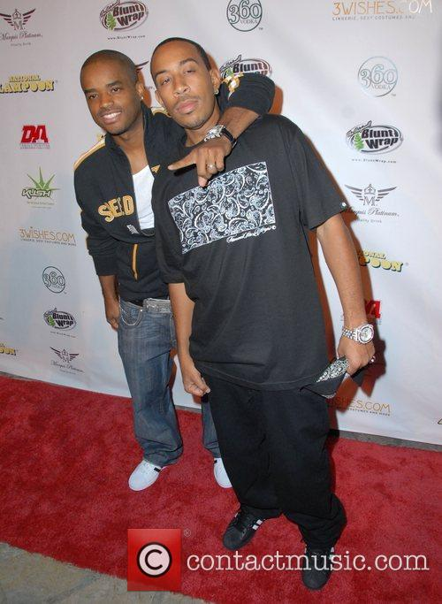 Lorenz Tate and Ludacris National Lampoon Presents 'The...