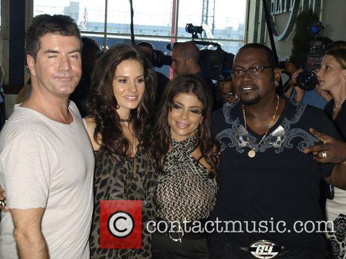 American Idol, Kylie Minogue and Paula Abdul 6