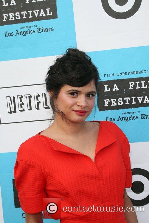 Melonie Diaz, Los Angeles Film Festival