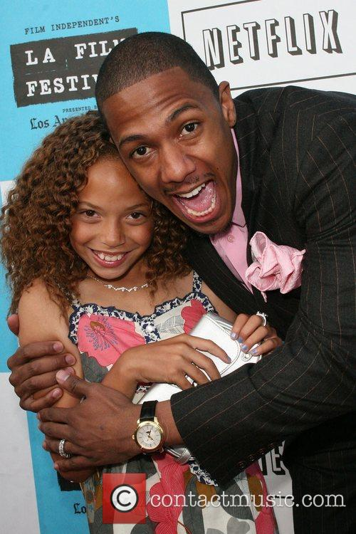 Nick Cannon and Erika Glock 1