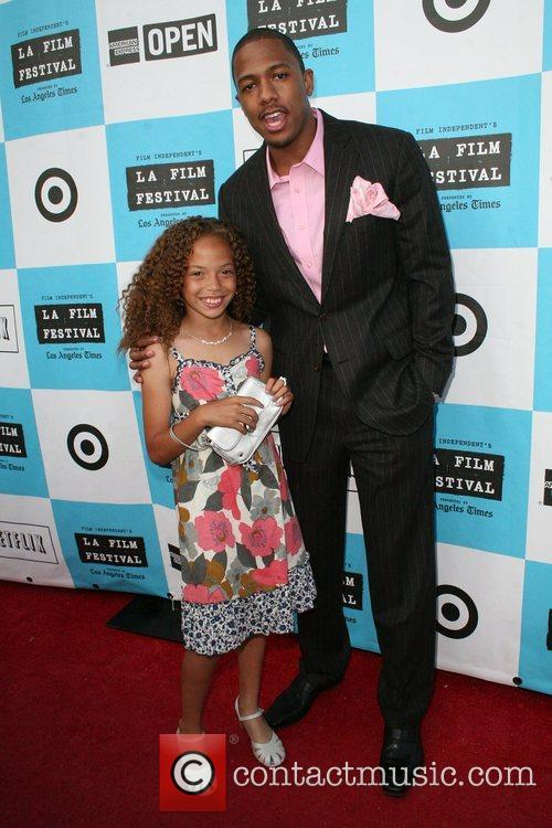 Nick Cannon and Erika Glock 2