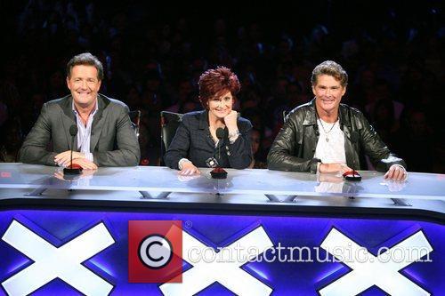 Stills from NBC's 'America's Got Talent' season 3