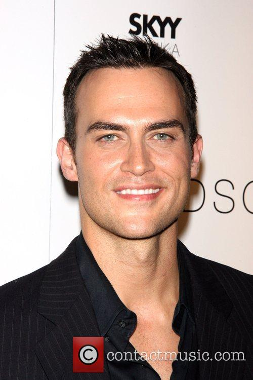 Cheyenne Jackson AMFAR's ninth annual 'Honoring With Pride'...
