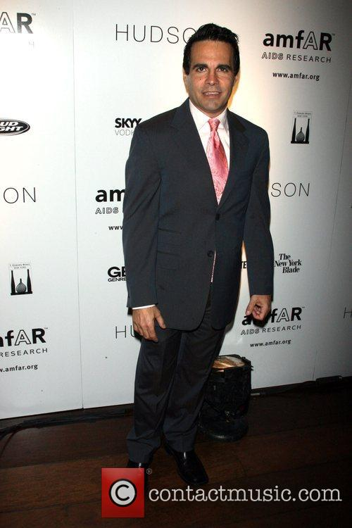 Mario Cantone AMFAR's ninth annual 'Honoring With Pride'...