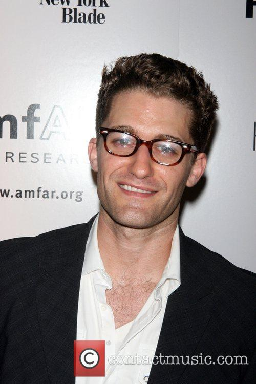 Matt Morrison AMFAR's ninth annual 'Honoring With Pride'...