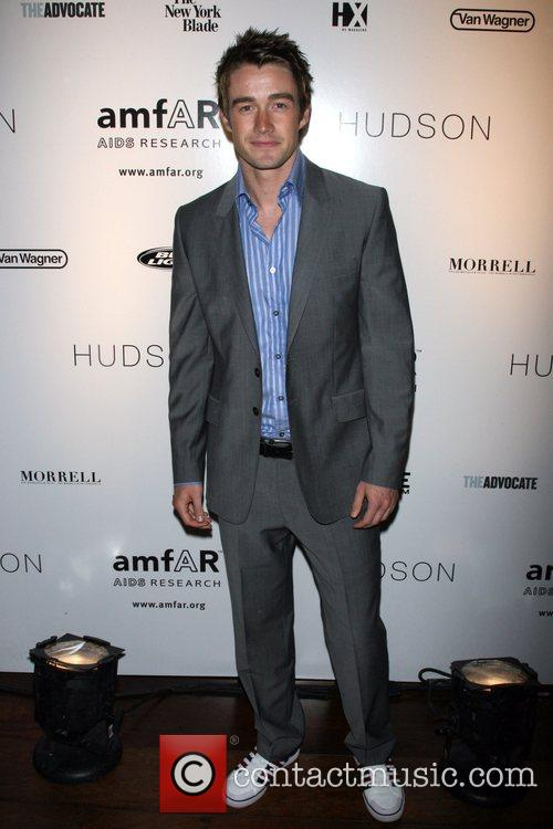 Robert Buckley AMFAR's ninth annual 'Honoring With Pride'...