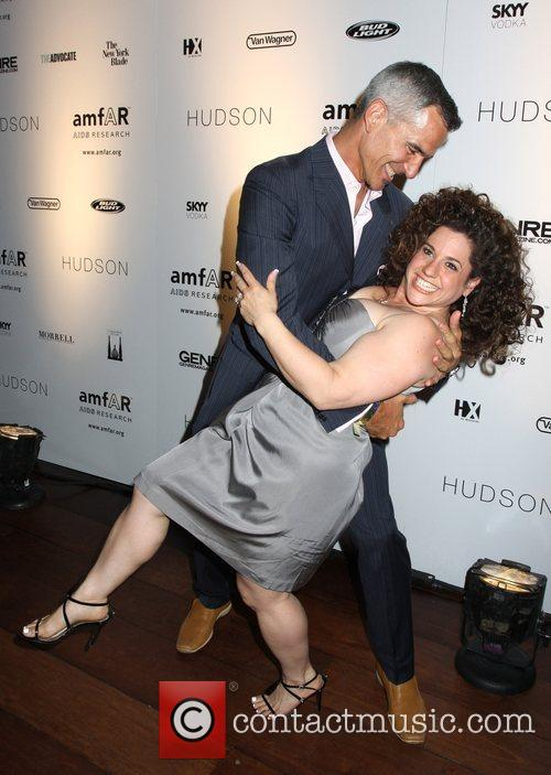 Jerry Mitchell and Marissa Jaret Winokur 9th Annual...