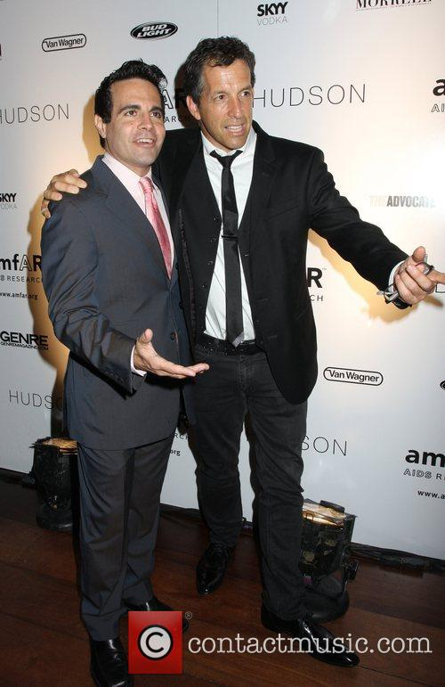 Mario Cantone and Kenneth Cole 9th Annual Amfar...