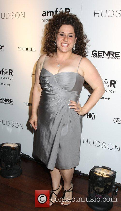 Marissa Jaret Winokur 9th Annual Amfar 'Honoring With...