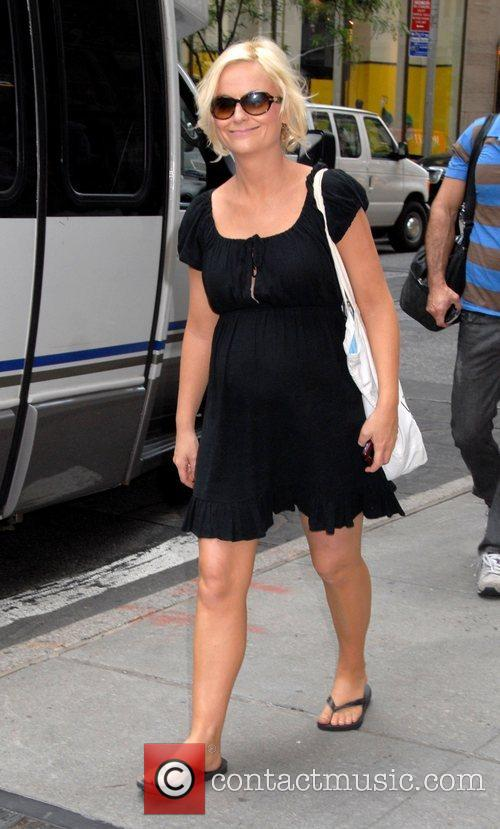 Amy Poehler out and about in Manhattan New...