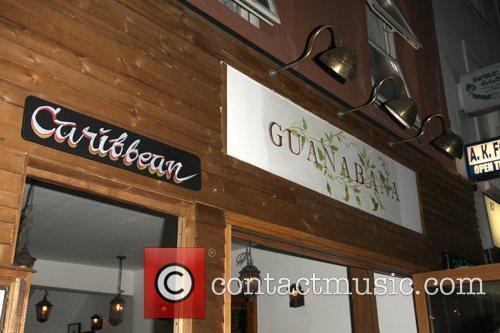 The Guanabana restaurant in Camden London, England
