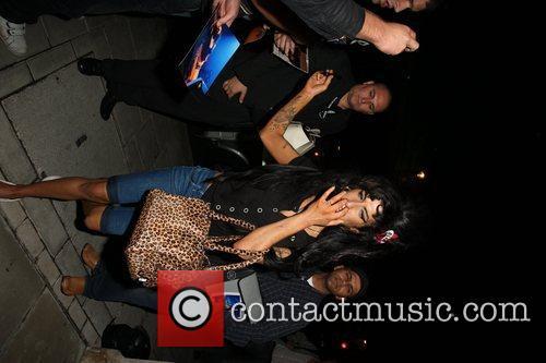Amy Winehouse, Nelson Mandela