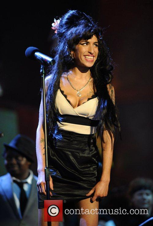 Amy Winehouse and Nelson Mandela 10