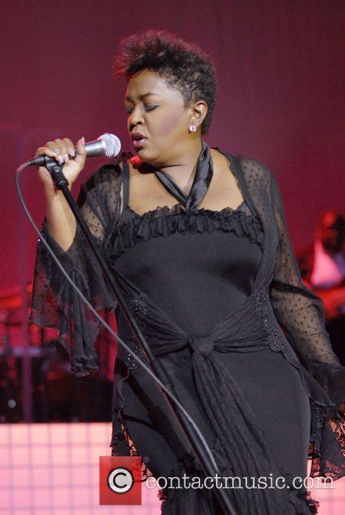 Anita Baker  performs live at the 'Seminole...