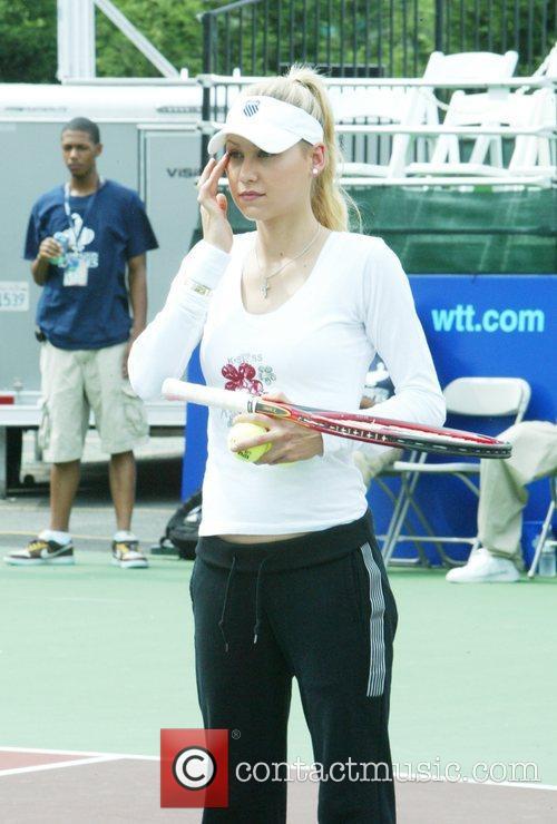 And the Washington Kastles World Team Tennis host...