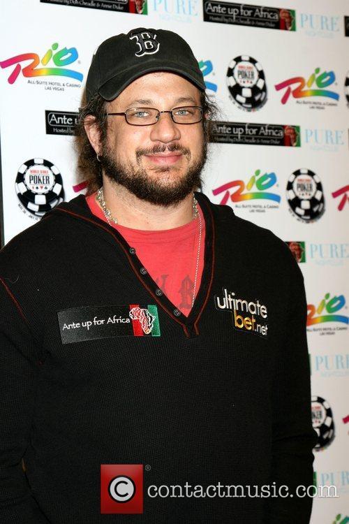 Joe Reitman 'Ante up for Africa' Poker Tournament...