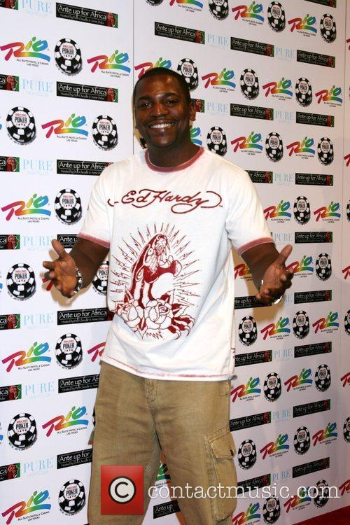 Mekhi Phifer  'Ante up for Africa' Poker...