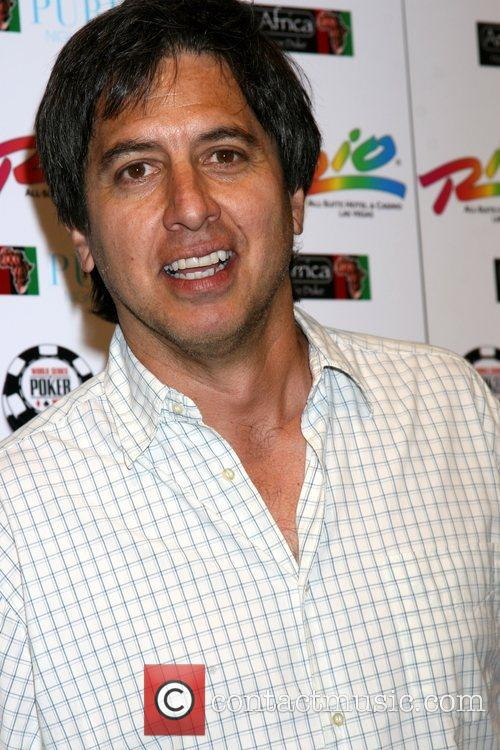 Ray Romano 'Ante up for Africa' Poker Tournament...