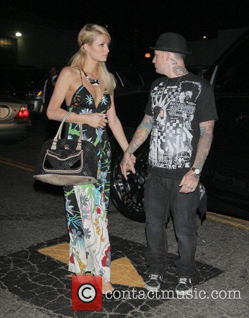 Paris Hilton and Benji Madden 5