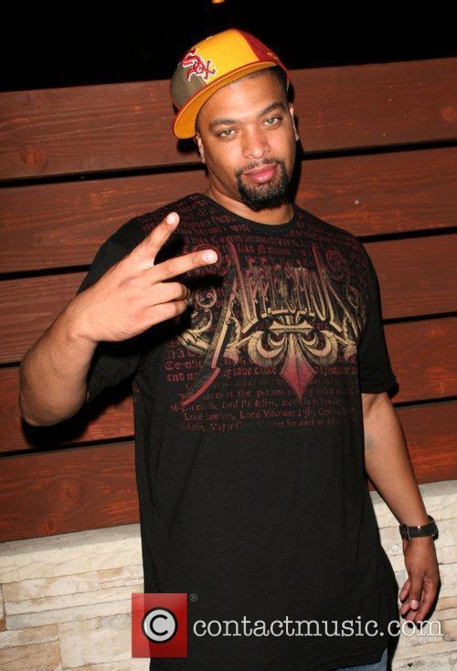 Dray Davis at Area nightclub Los Angeles, California