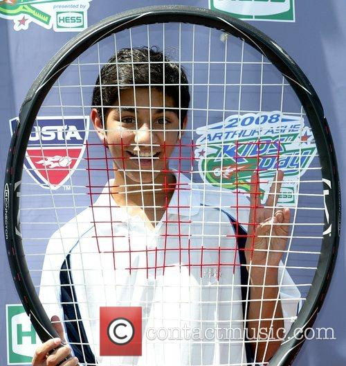 Arthur Ashe Kids' Day 2008 at the USTA...