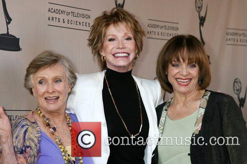 Cloris Leachman, Betty White and Mary Tyler Moore 5