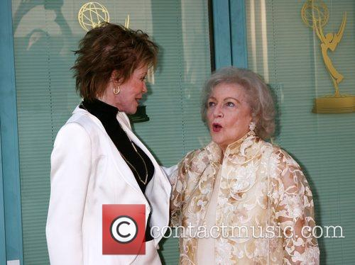 Mary Tyler Moore and Betty White 1