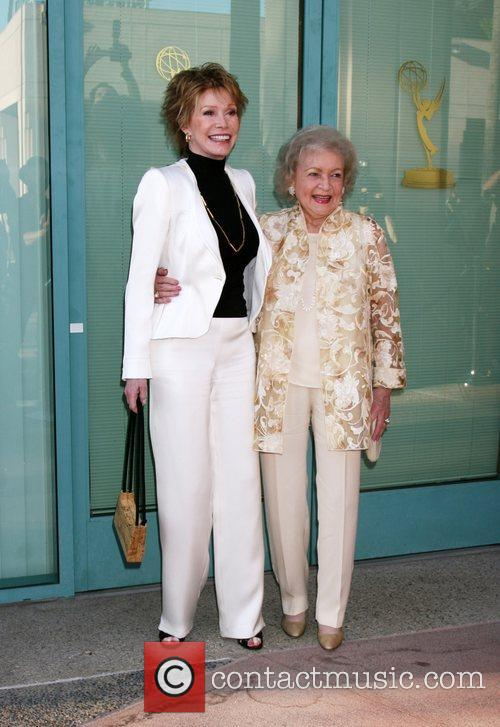Mary Tyler Moore and Betty White 6
