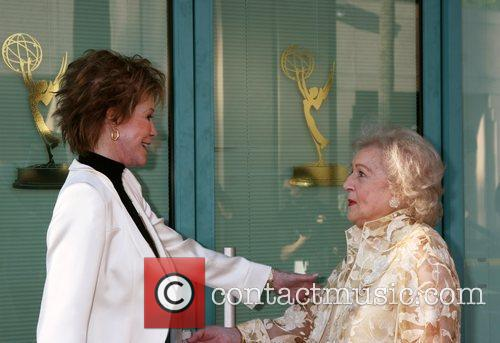 Mary Tyler Moore and Betty White 5
