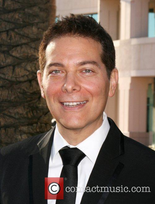Michael Feinstein and Betty White 2