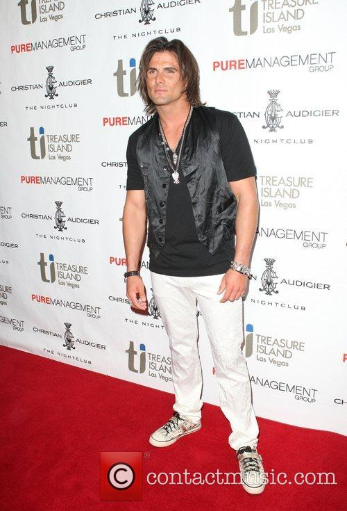 Grand opening of 'Christian Audigier The Nightclub' at...