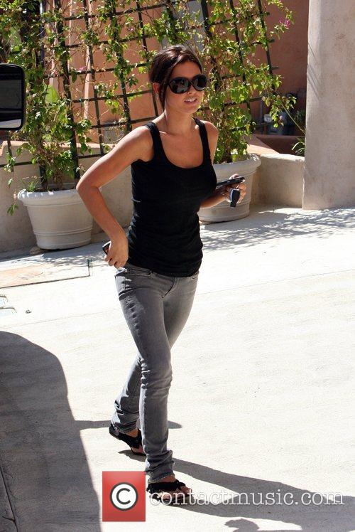 Audrina Patridge Seen moving into her new apartment....