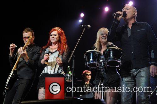 B-52s and Madison Square Garden 7