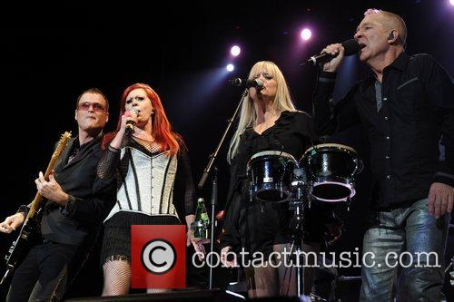 B-52s and Madison Square Garden 9