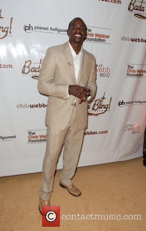 Chris Webber Bada Bling Gala - arrivals