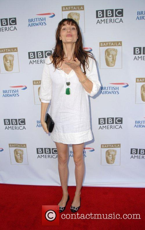 Saffron Burrows The British Academy of Film and...