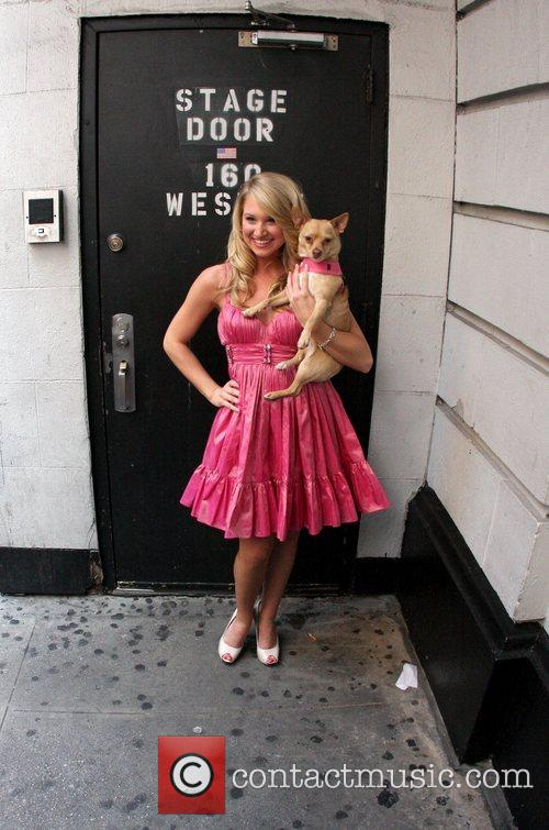 Bailey Hanks, Legally Blonde and Mtv 9
