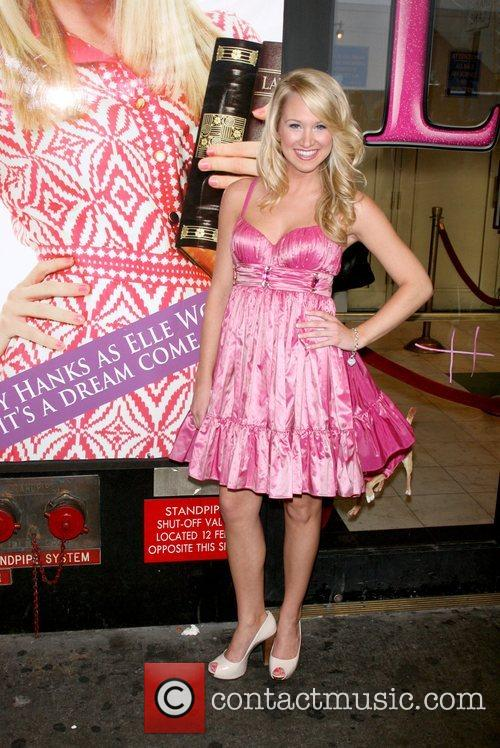 Bailey Hanks, Legally Blonde and Mtv 4