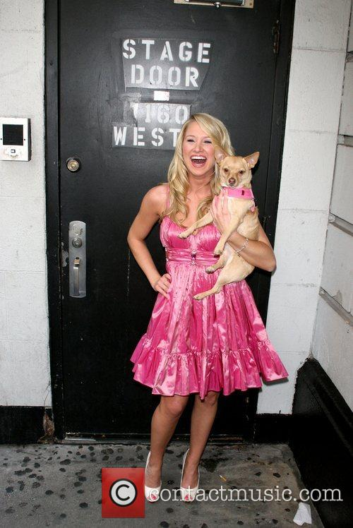Bailey Hanks, Legally Blonde and Mtv 6