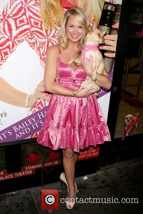 Bailey Hanks, Legally Blonde and Mtv 7
