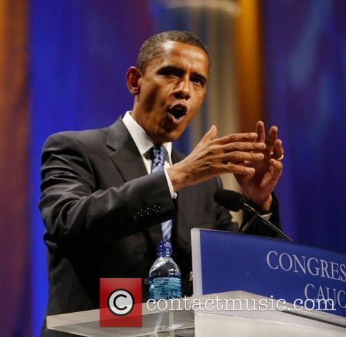 Addressed the CHIC Hispanic Caucus Foundation Gala at...